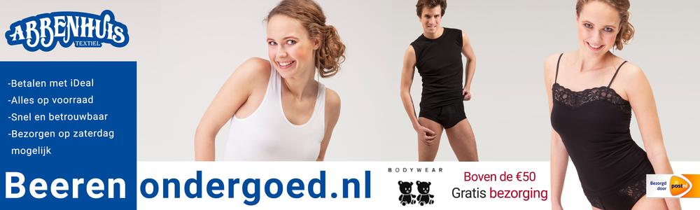 Beerenondergoed.nl de originele Beeren Ondergoed website!