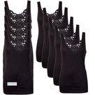 10-pack-Dames-hemden-Viola-Zwart