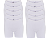 10-pack dames boxershorts Softly Wit _
