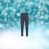 Thermo heren lange pantalon Marine_