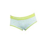6-Pack meisjes slips Love Lime_