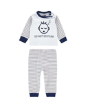 "Baby pyjama Beeren ""Do not Disturb"" Grijs_"