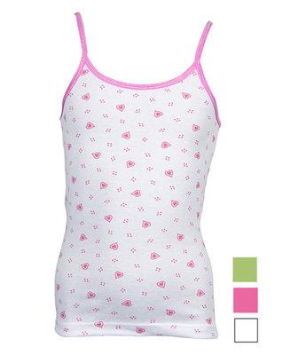 Meisjes hemd Love Roze