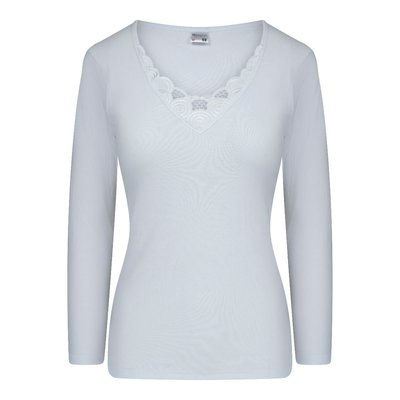 Dames onderblouse Beatrix L.M. M3000 Wit