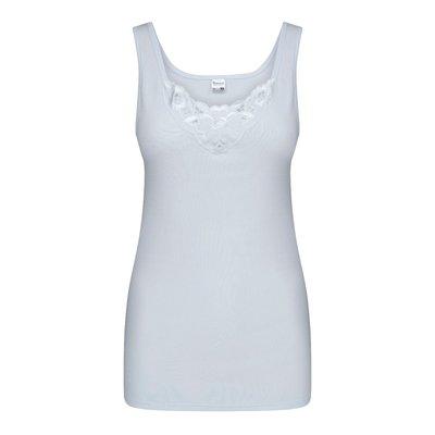 Dames hemd Viola M3000 Wit