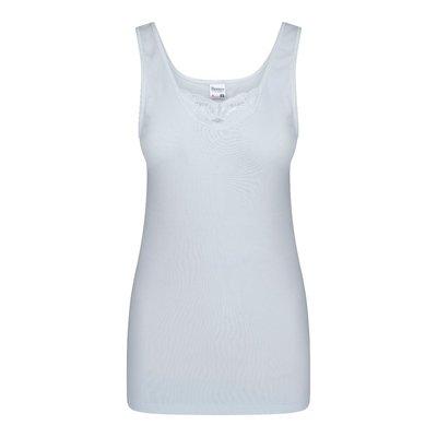 Dames hemd Brenda M3000 Wit