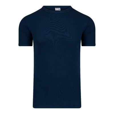 Heren T-shirt met O-hals en K.M. M3000 Marine