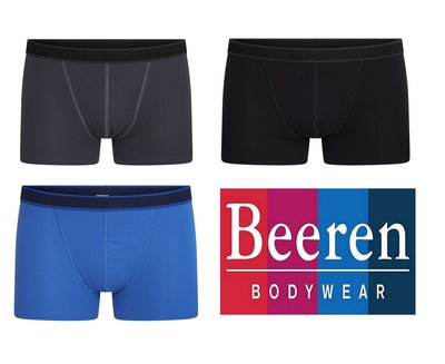 3-Pack Heren Boxershorts B.Y. Sven ass