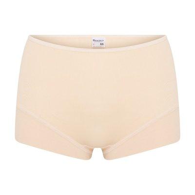 Dames boxershort Elegance Ivory Cream (Huid)