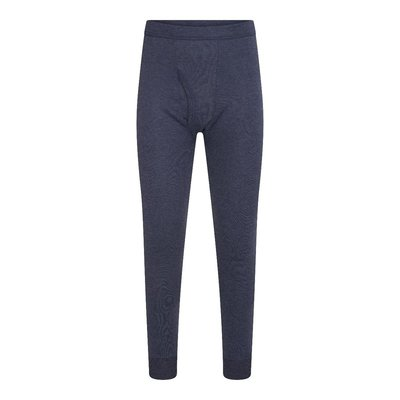 Thermo heren lange pantalon Marine