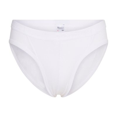 Heren slip Comfort Feeling Wit