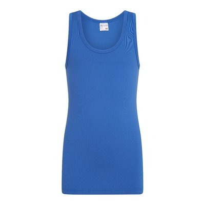 Jongens singlet Elegance Turkish Sea (Blauw)