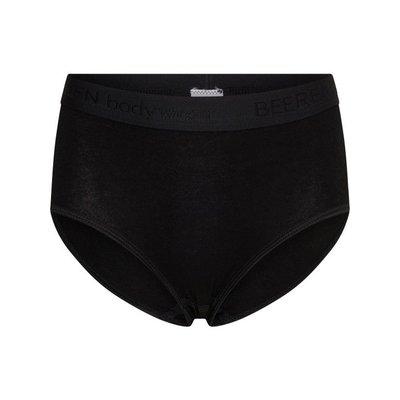 Meisjes slip Comfort Cotton Zwart
