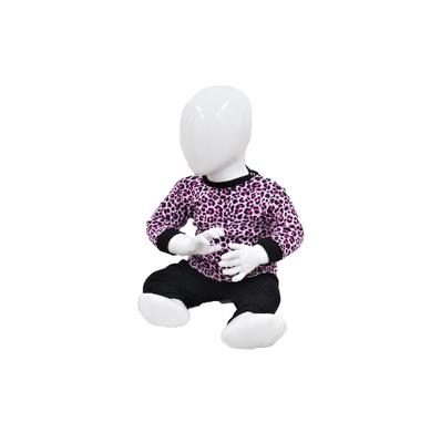 Baby pyjama M3000 Panter Roze