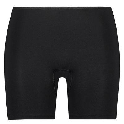 Dames short Elegance met lange pijp Zwart