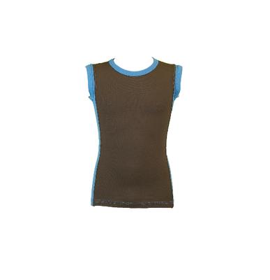 Jongens mouwloos shirt B.Y. Sjimmie