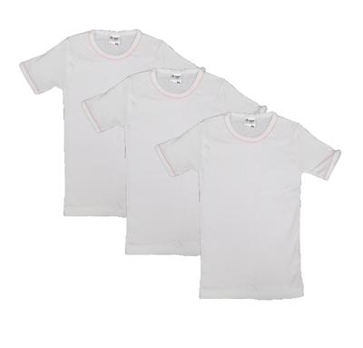 3-Pack Meisjes T-shirts Tess
