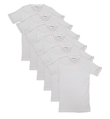 6-Pack Meisjes T-shirts Tess