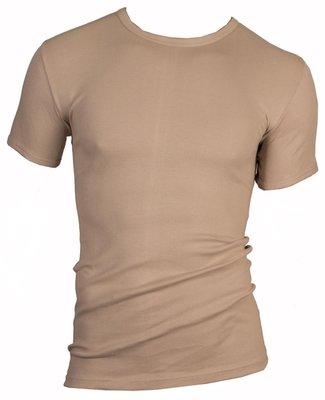 Heren T-shirt ronde hals en K.M. M3000 Huid