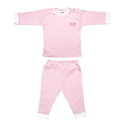 Baby Pyjama M401 Roze
