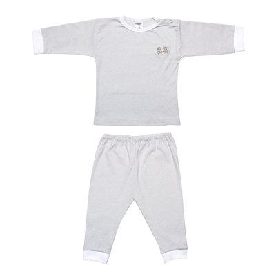 Baby pyjama M401 Grijs