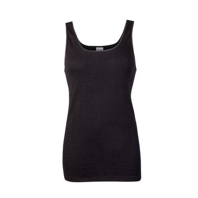 Dames hemd Madonna Zwart