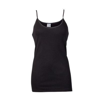 Dames hemd Brigitte M3000 Zwart