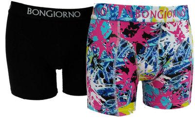 2-pack Bongiorno heren boxershorts