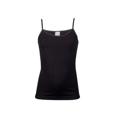 Meisjes hemd Britney Zwart