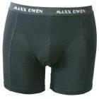 Jongens boxershort Maxx Owen Zwart