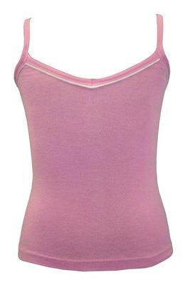Meisjes hemd Lilly Roze