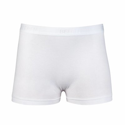 Meisjes boxershort Comfort Feeling Wit