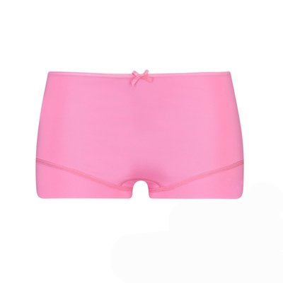 RJ Pure Color dames short Felroze