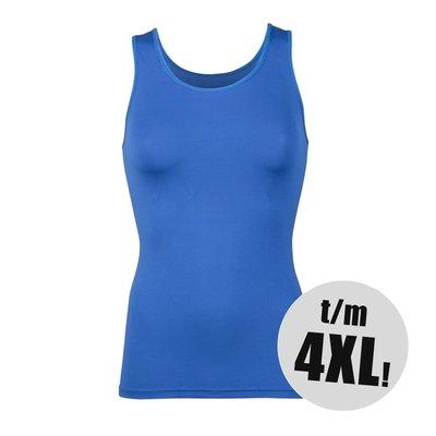 RJ Pure Color Dames shirt Blauw