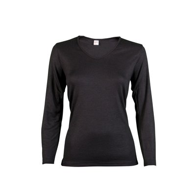Thermo Dames shirt L.M. Zwart
