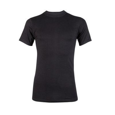 American Classic Heren T-shirt met ronde hals Zwart