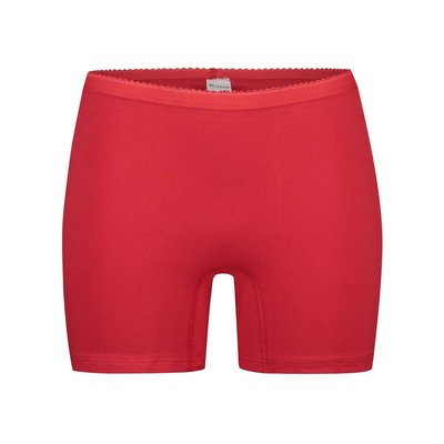 10-pack dames boxershorts Softly Rood