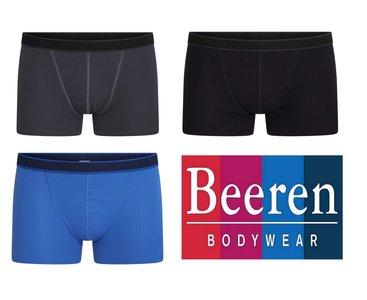 3-Pack Heren Boxershorts B.Y. Sven ass