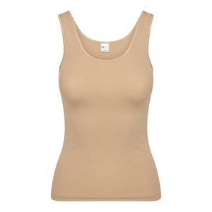 Dames hemd breed bandje Beeren Young (Tactel) Huid