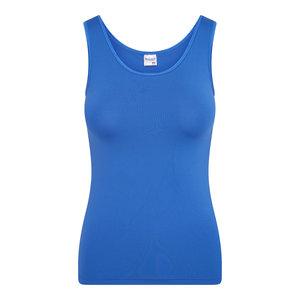Dames hemd Elegance Hemelsblauw