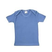 Baby T-shirt met korte mouw M3000 Riviera Blauw
