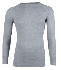 Unisex Thermo shirt met lange mouw Grijs