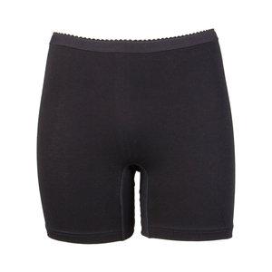 10-pack dames boxershorts Softly Zwart