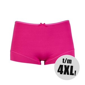 RJ Pure Color dames short Fuchsia