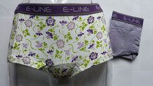 2-pack-E-Line-dames-boxershort-Paars
