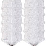 Voordeelverpakking-heren-slips-M3000-Grijs-Melee