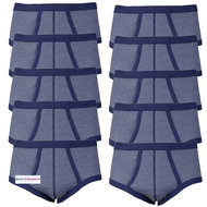 Voordeelverpakking-heren-slips-Jupiter-Blauw