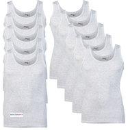 10-pack-heren-singlets-M3000-Grijs-Melee