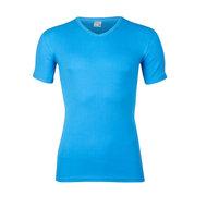 11-109-Heren-T-shirt-V-hals-Beeren-M3000-blue